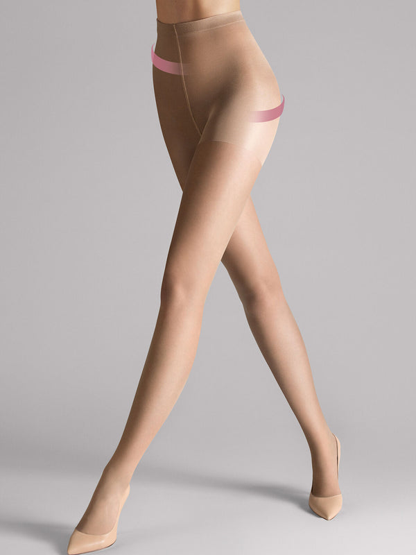 Individual 10 Control Top Tights by Wolford