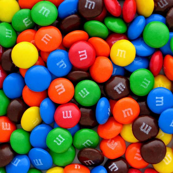 Candies, M&M's