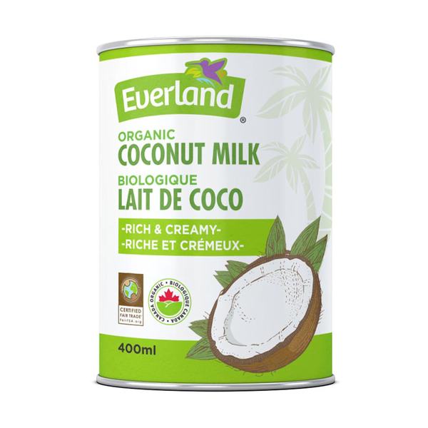 Coconut Milk, Organic, Everland