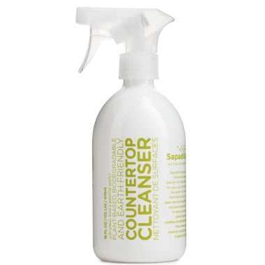 Countertop Cleanser, Rosemary & Peppermint, Sapadilla