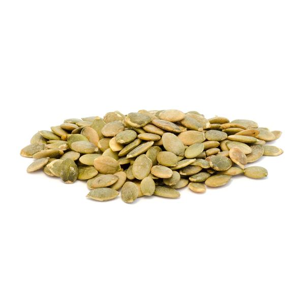 Pumpkin Seeds, Roasted, Salted, Organic