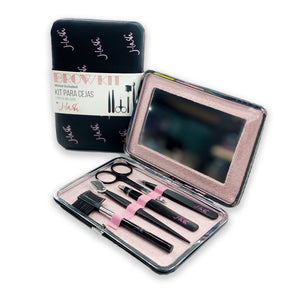 Kit Para Cejas JLash 6 PZS Por Mayor (JLASH-BK10)