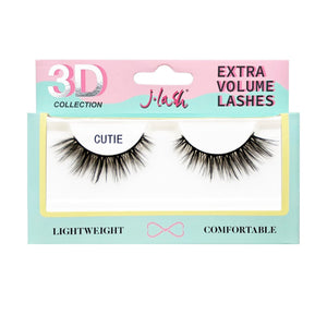 Pestaña 3D Extra Volume Lashes JLash Cutie 6 PZS Por Mayor (3D21)
