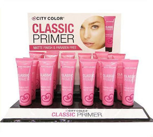 Pre Base Mate Classic Primer City Color 6-24 PZS Por Mayor (F-0055)