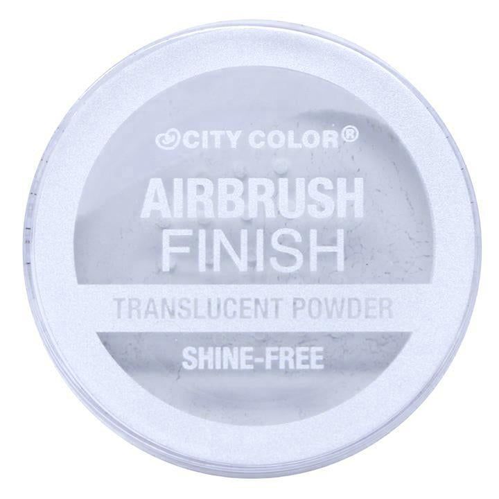 Polvo Translúcido Airbrush Setting Powder City Color 6 PZS Por Mayor (F-0073)