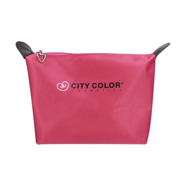 Porta Cosméticos Rosa CIty Color Por Mayor 6 PZS (Q-0005-3)