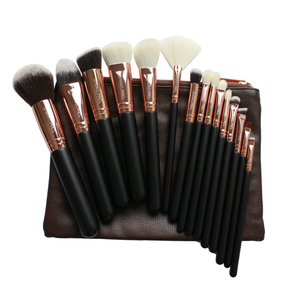 Set De 15 Brochas Rosé Collection Sparks Pro 3 PZS Por Mayor (SP-B0002)