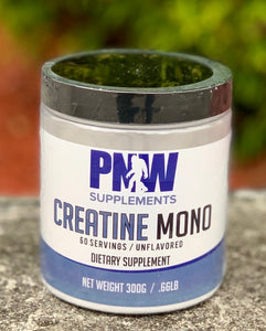 Creatine MONO - PNW Supps