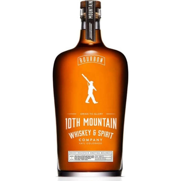 10TH MOUNTAIN WHISKEY BOURBON 750ML