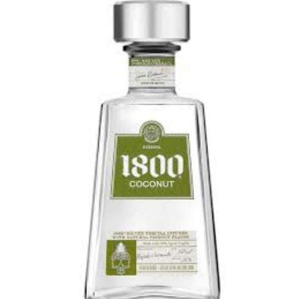 1800 TEQUILA COCONUT 750ML