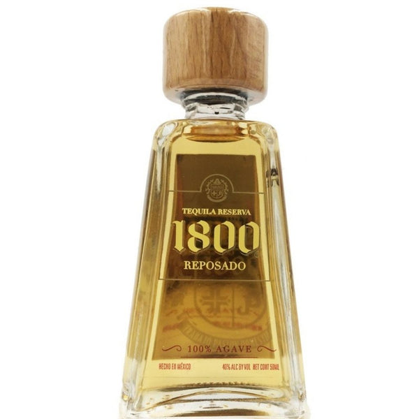 1800 TEQUILA REPOSADO 10/50ML