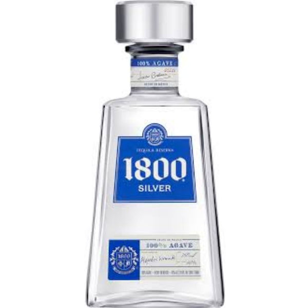 1800 TEQUILA SILVER 1.75LT