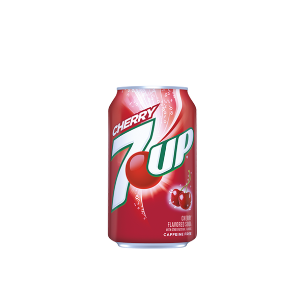 7-UP 12/12OZ CHERRY CAN