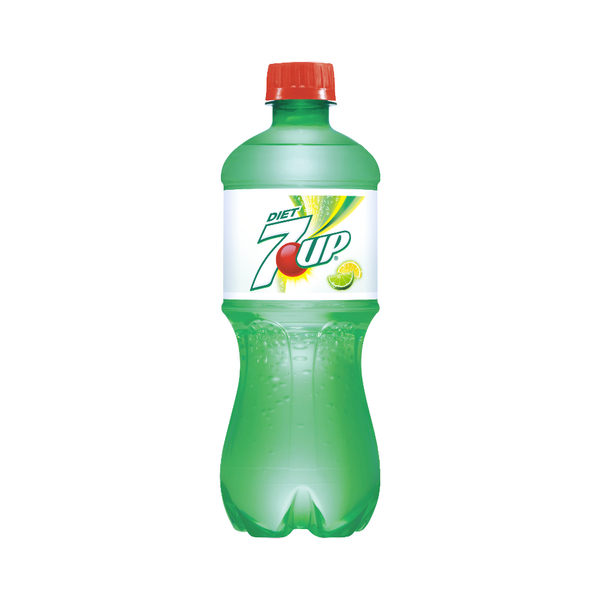 7-UP DIET 24/20OZ