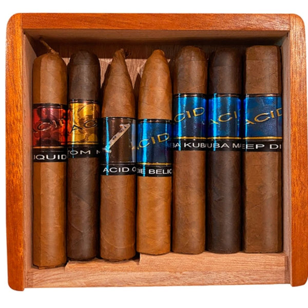 ACID CIGARS COMBO DISPLAY 30/1CT