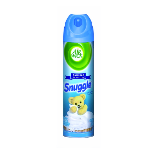AIR WICK AIR FRESH SNUGGLE 12/8OZ