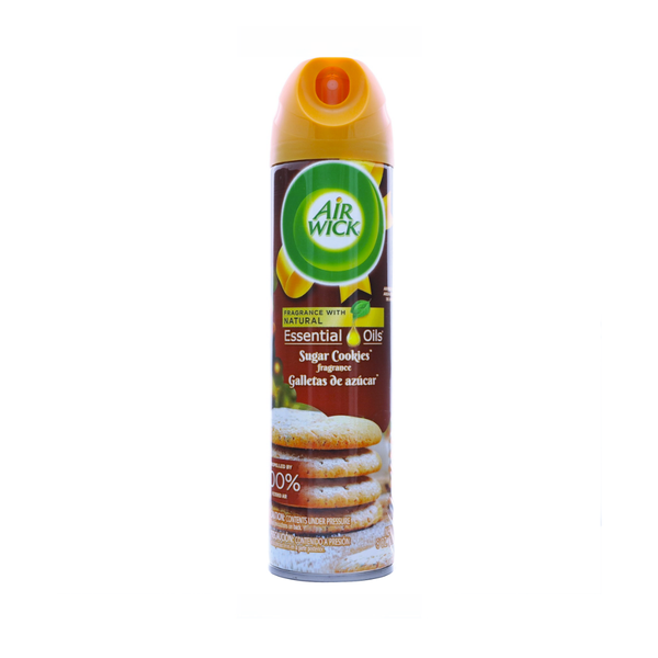 AIR WICK AIR FRESH SUGAR COOKIES 12/8OZ