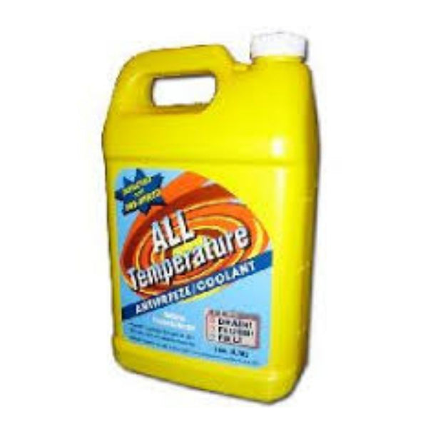 ALL TEMPERATURE ANTIFREEZE COOLANT 6/1GL