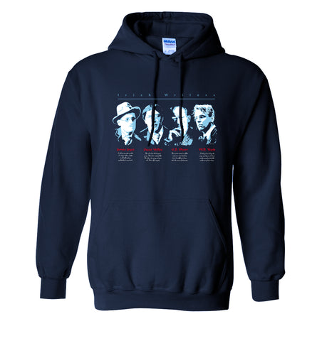 Irish Writers Hoodie