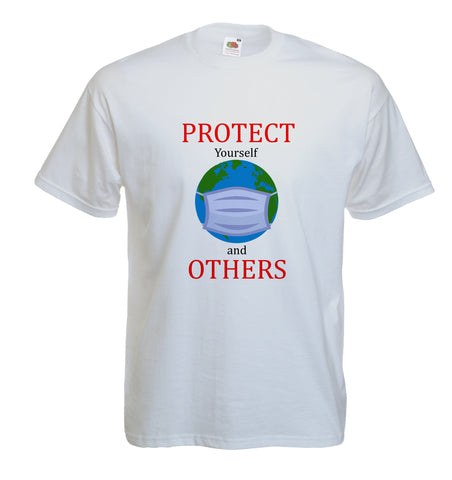 Protect yourself t-shirt