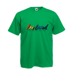 Ireland's black t-shirt - mycoloursclothing
