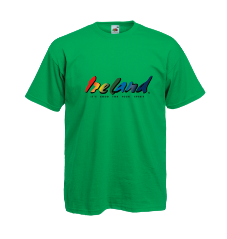 Ireland's green t-shirt - mycoloursclothing