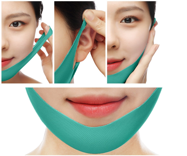 [JMsolution] Marine Luminous Pearl Lift-Up V Mask Pearl 10 ea
