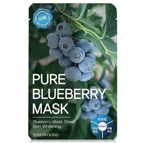 [TOSOWOONG] Pure Sheet Mask 1 ea