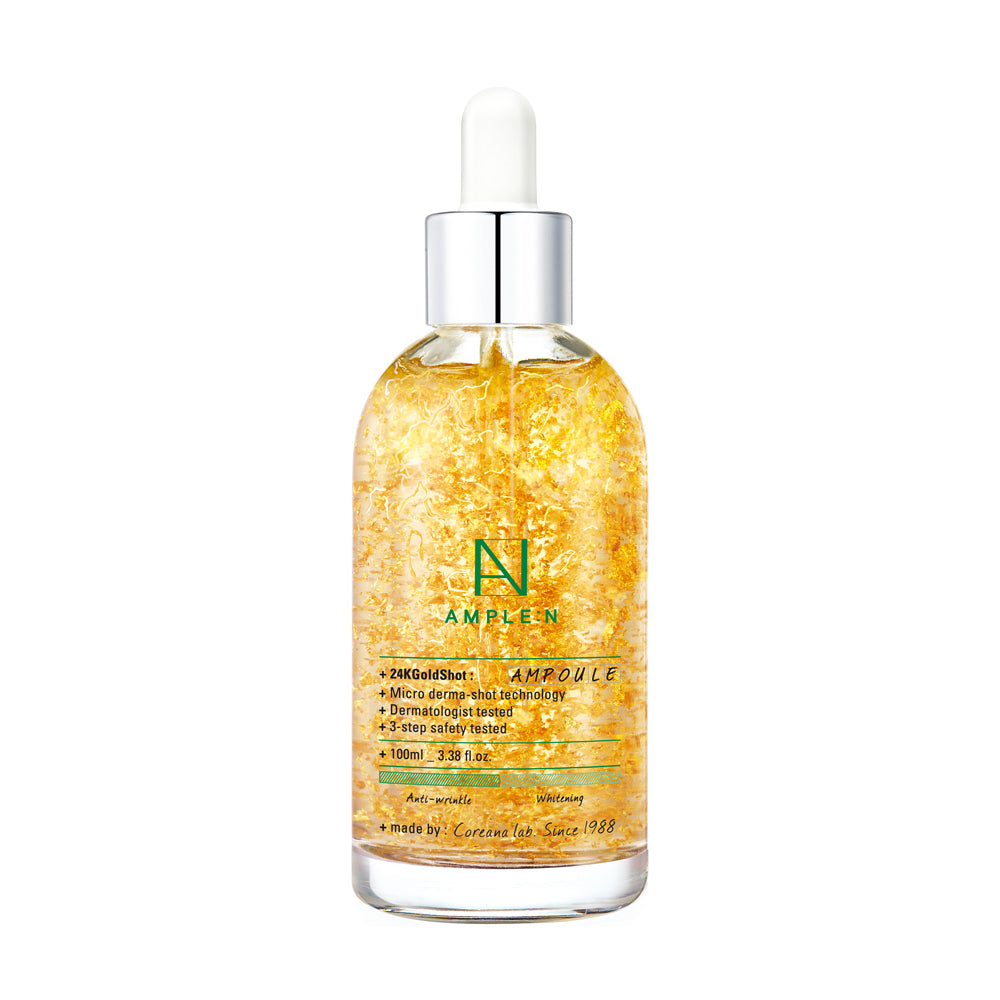 [AMPLE N] *BIG SIZE* 24K GoldShot Ampoule 100ml
