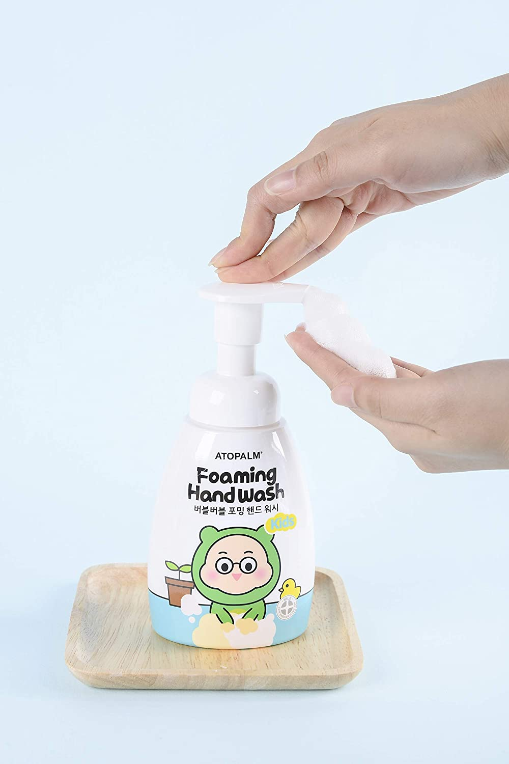 [ATOPALM] Kids Foaming Hand Wash 240ml