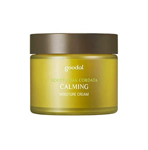 [Goodal] Houttuynia Cordata Calming Moisture Cream 75ml
