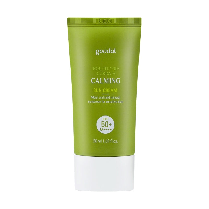 [Goodal] Houttuynia Cordata Calming Sun Cream 50ml