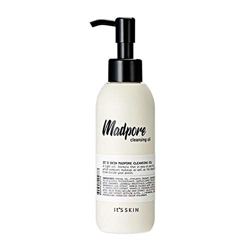 [It's Skin] Mad Pore Cleansing Oil 155ml