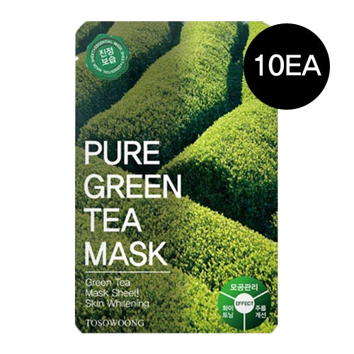 [TOSOWOONG] Pure Sheet Mask 10 ea