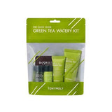 [TonyMoly] The Chok Chok Green Tea Watery Kit