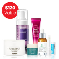 Editor's Pick Daily Night Skincare Routine Set