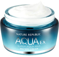 ***[Nature Republic] Super Aqua Max EX Watery Cream 80ml