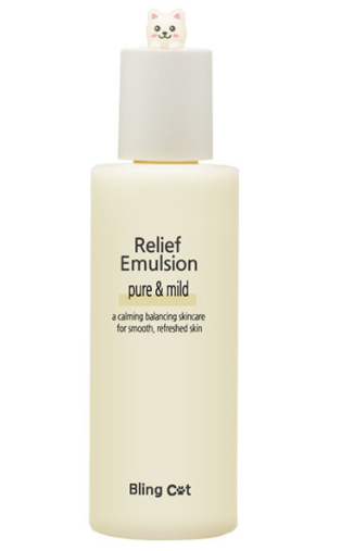 [Tonymoly] Bling Cat Relief Emulsion 130ml