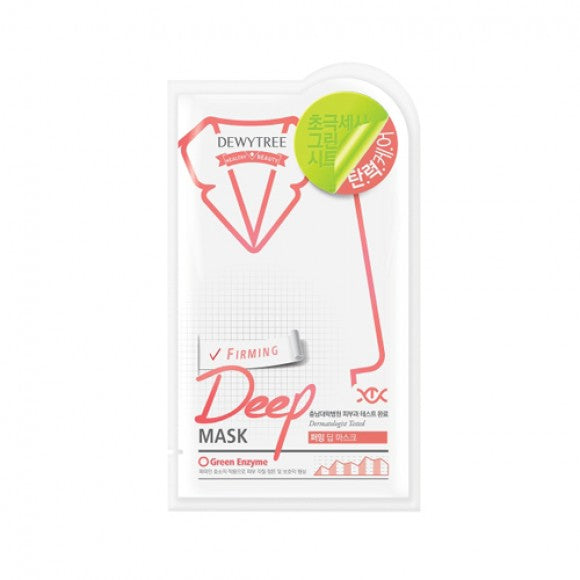 [Dewytree] Deep Sheet Mask 10 ea