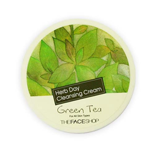 [THE FACE SHOP] Herbday Cleansing Cream Green Tea 150ml
