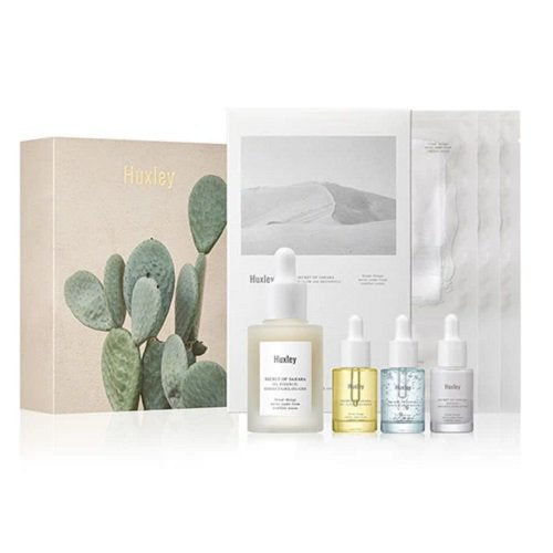 [Huxley] Oil Essence & Glow Mask Limited Set
