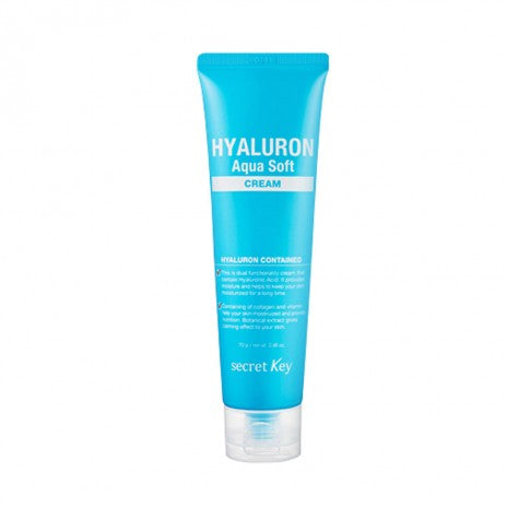 [SecretKey] Hyaluron Aqua Soft Cream 70g