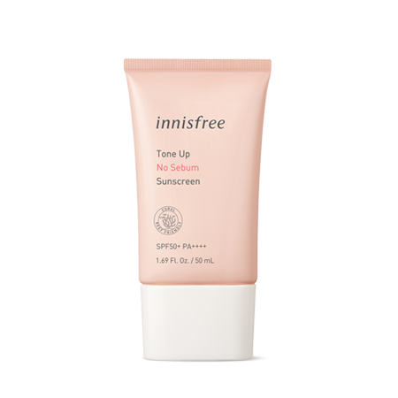 [Innisfree] Tone Up No Sebum Sunscreen 50ml