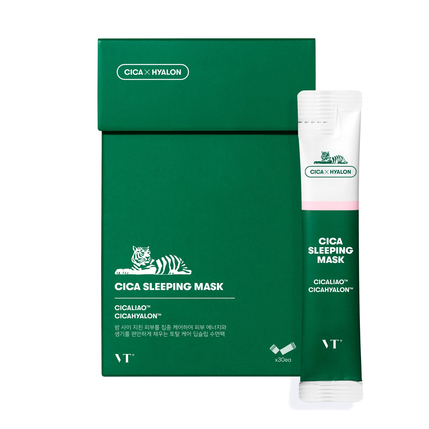 [VT Cosmetics] VT Cica Sleeping Mask 30 ea