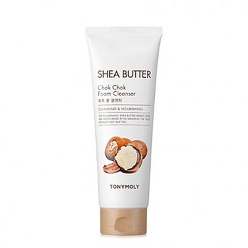 [Tonymoly] Shea Butter Chok Chok Foam Cleanser 250ml