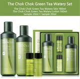 [Tonymoly] The Chok Chok Green Tea 2pc Set