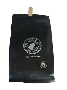 Black Cat Espresso Coffee Beans