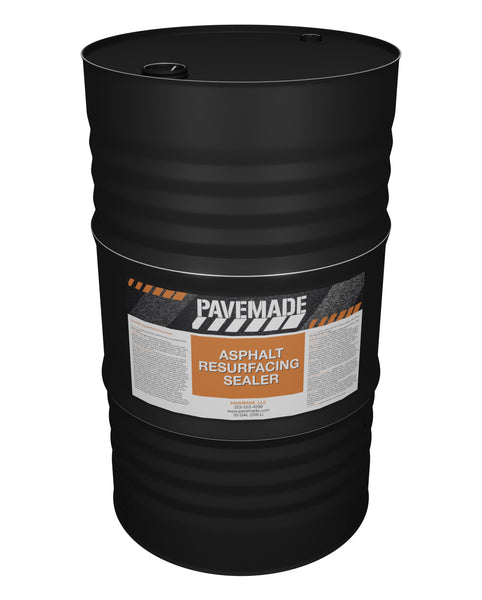 asphalt emulsion sealer 55 gallon drum