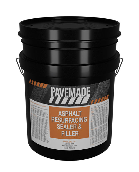 Asphalt Resurfacing Sealer and Filler (Gator Patch) - Pavemade.com