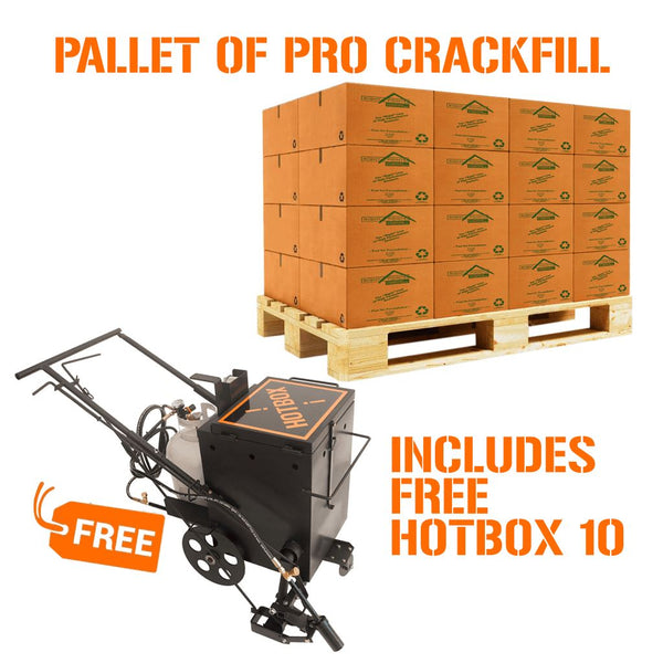 Full Pallet Right Pointe Crack Sealant - Pavemade.com